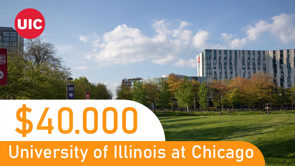 Học bổng trường University of Illinois at Chicago