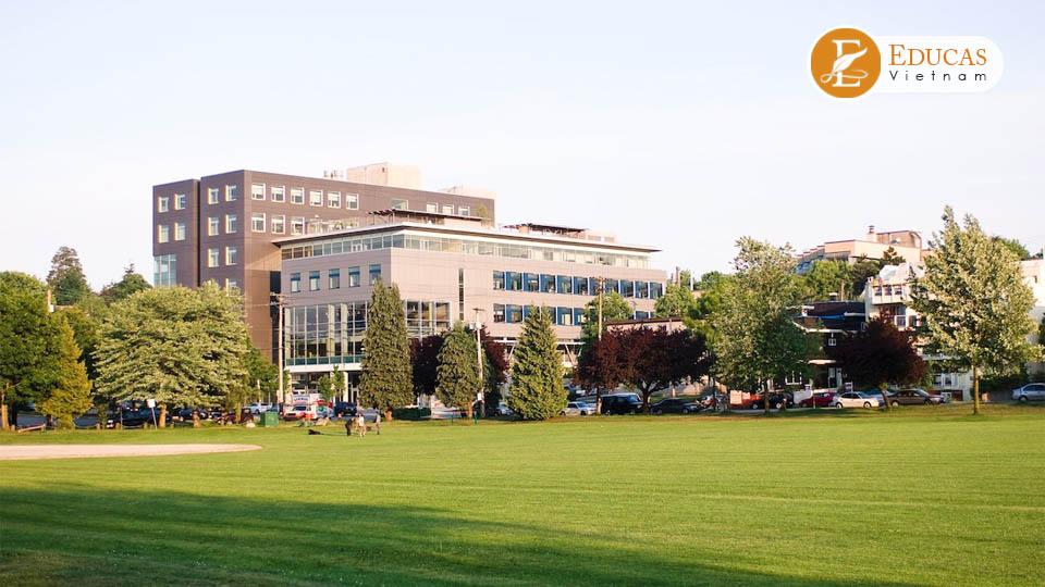 Trường Vancouver Community College